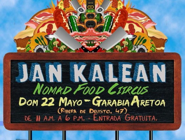 jan kalean zawp nomad food circus