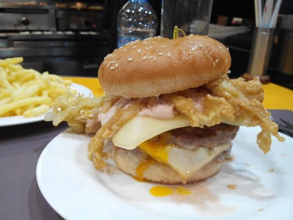 hamburguesa florida bilbao