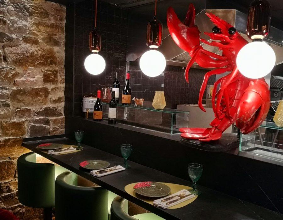 Restaurante Basuki (Bilbao) // Alma Botxera