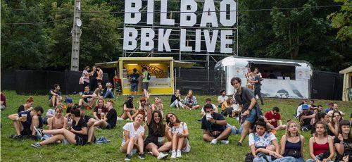 Público de Bilbao BBK Live // David Mars / BI FM